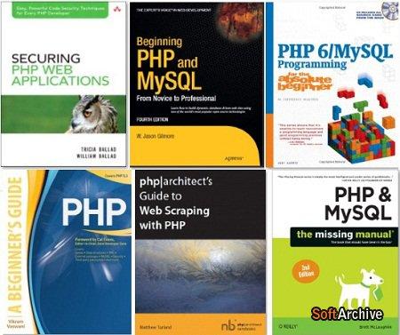 تحميل عشرات الكتب لتعلم لغة البي اتش بي جديدة باللغة الانجليزية  مجانية , PHP eBooks Collection 2015_1390948992_229.