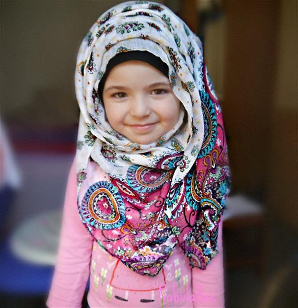 اروع صور اطفال محجبين للفيس بوك 2017 , صور اطفال محجبين photos girls 2018 , cute kids hijab 2015_1393615545_326.