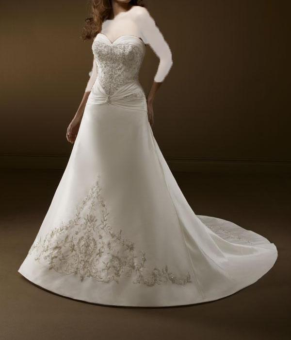 73c41406e3f47 اجمل صور فساتين افراح زفاف موضه