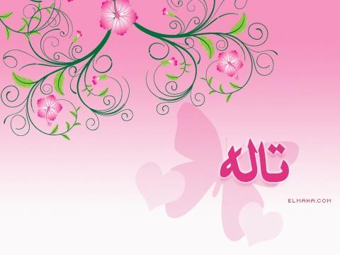 صور اسم تالا عربي و انجليزي مزخرف , معنى اسم تالا وشعر وغلاف ورمزيات 2016