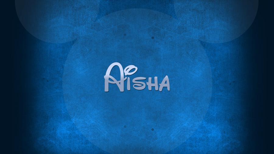 صور اسم عايشة عربي و انجليزي مزخرف , معنى اسم عايشة وشعر وغلاف ورمزيات 2016