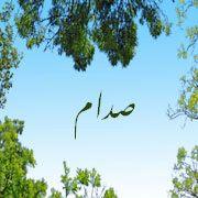 صور اسم صدام عربي و انجليزي مزخرف , معنى اسم صدام وشعر وغلاف ورمزيات 2016