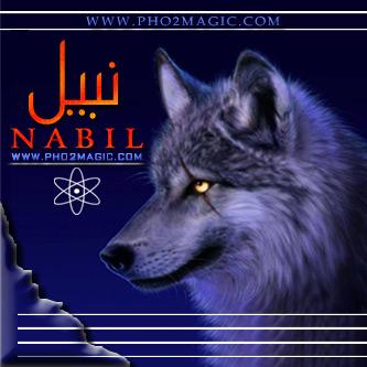صور اسم نبيل عربي و انجليزي مزخرف , معنى اسم نبيل وشعر وغلاف ورمزيات 2016