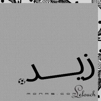 صور اسم زيد عربي و انجليزي مزخرف , معنى اسم زيد وشعر وغلاف ورمزيات 2016