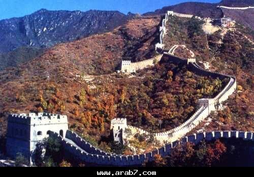 صورعجائب الدنيا السبع:سور الصين العظيم من عجائب الدنيا السبعة 2015_1418658768_434.