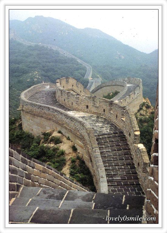 صورعجائب الدنيا السبع:سور الصين العظيم من عجائب الدنيا السبعة 2015_1418658771_516.