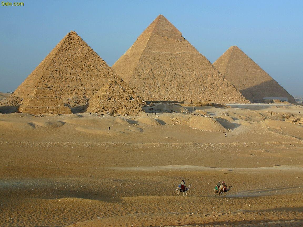 صور عجائب الدنيا السبع , اهرامات الجيزة احد عجائب الدنيا السبعة جميلة جدا اهرامات مصر 2015_1418658823_685