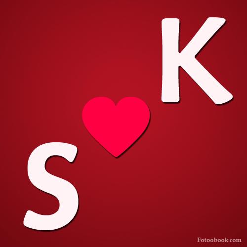 صور رومانسى لحرف K و S بصورة واحدة اجدد خلفيات قلب لحرف K و حرف S رمزيات بالانجليزى لحرف الكى مع حرف الاس صقور الإبدآع
