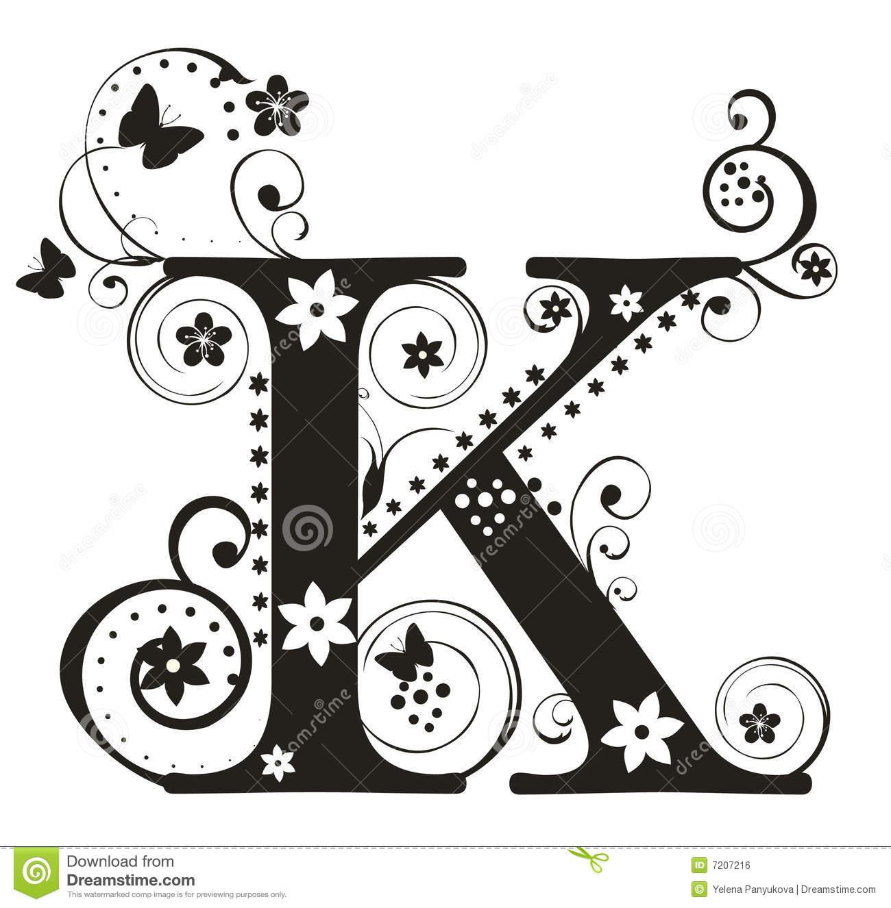صور حرف K صور حرف K مزخرفة خلفيات جديدة 2020 Letter K Pictures