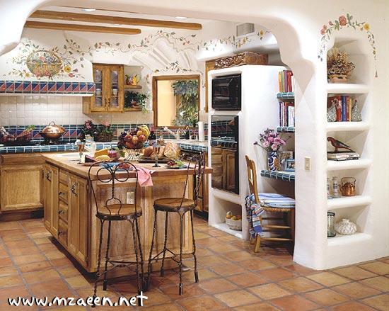 fcf669ca54017 وهو عن المطابخ الحديثة والعصريه وهنقدم مجموعة تصاميم مطابخ مودرن. Modern kitchen  designs and kitchen ideas with beautiful colors .