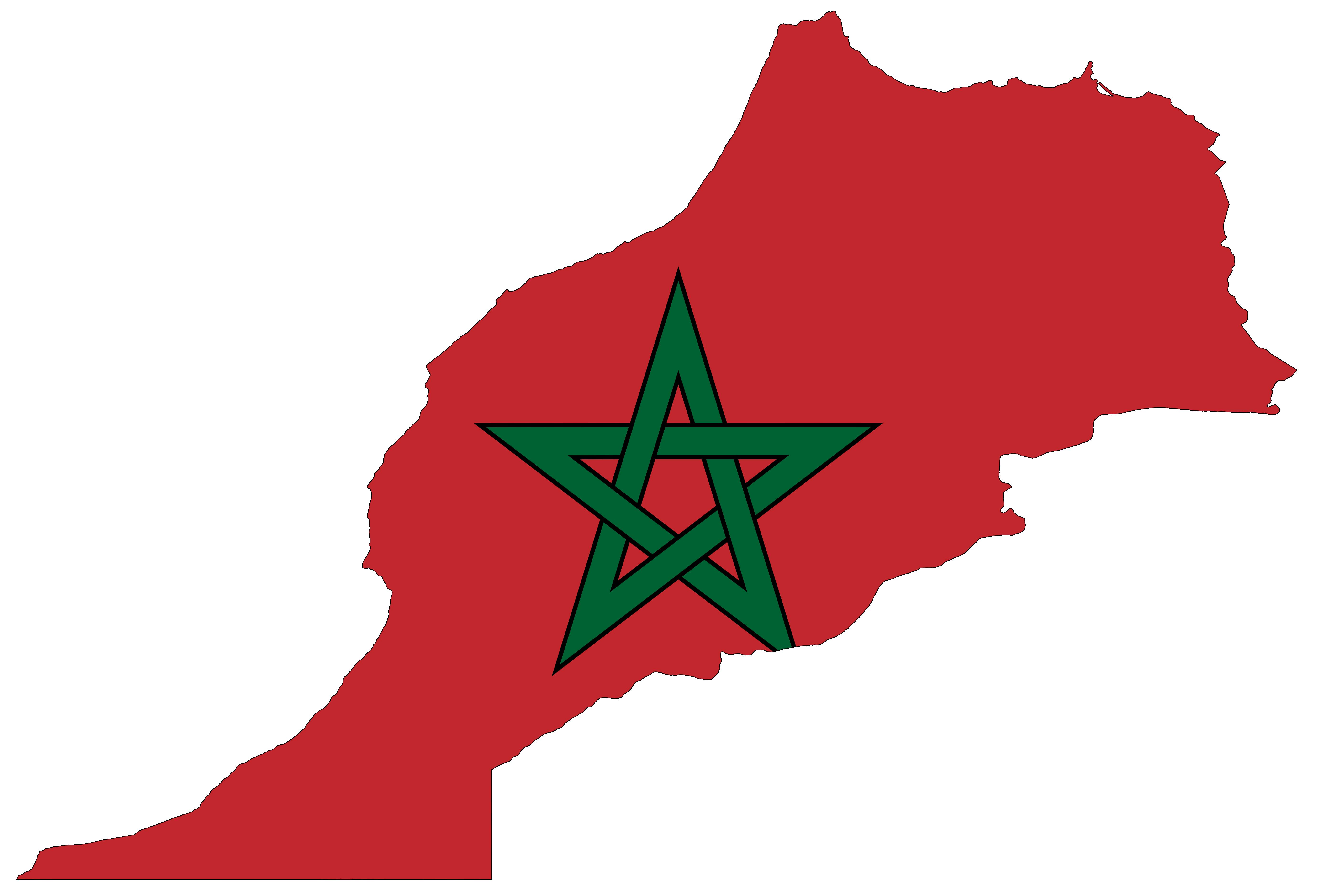 صور علم المغرب , خلفيات
