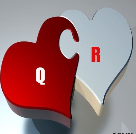صور حرف Q مع R بصورة واحدة خلفيات مميزة لحرف Q و R ارقى بطاقات لحرف الكيو مع الار صقور الإبدآع