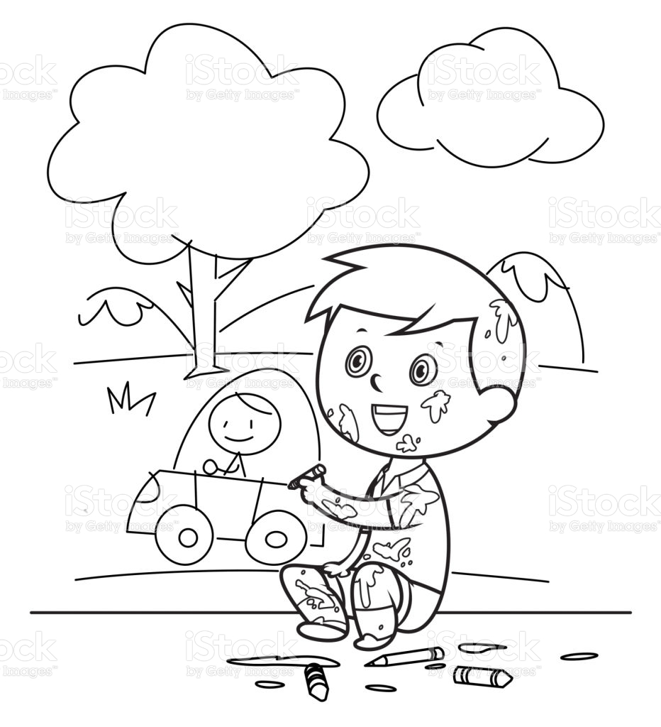 nting-and-drawings-on-the-wall-vector-id1194145544.jpg