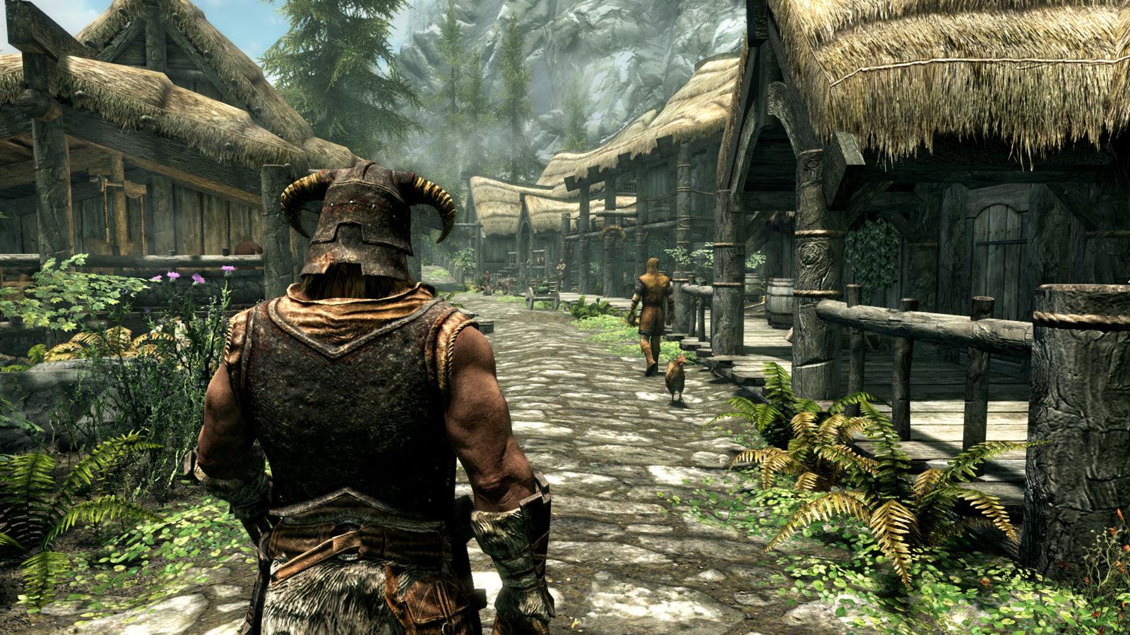 متطلبات تشغيل لعبة The Elder Scrolls V Skyrim المطلوب