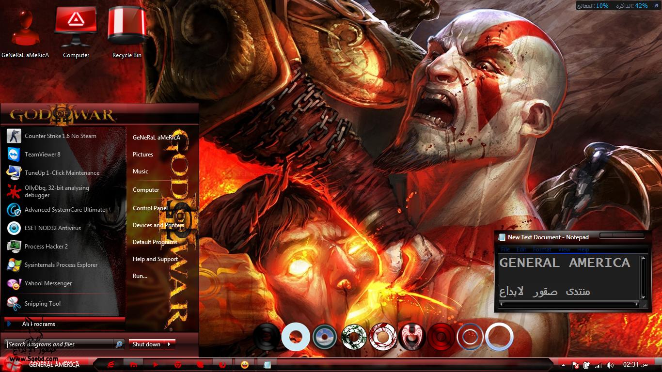 ����� ��� god of war3 2016 ������� 7 , Download God Of War 3 Themes 2013_1373523233_569.