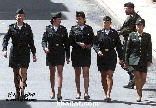 صور بنات بالزي العسكري - بنات مقاتلات - اجمل الفتيات في الزي العسكري 2013_1373812219_306.