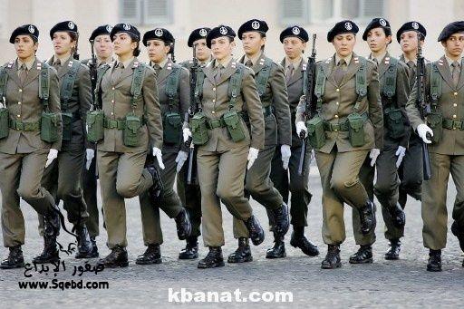 صور بنات بالزي العسكري - بنات مقاتلات - اجمل الفتيات في الزي العسكري 2013_1373812219_348.