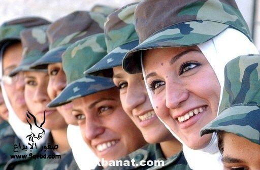 صور بنات بالزي العسكري - بنات مقاتلات - اجمل الفتيات في الزي العسكري 2013_1373812219_453.