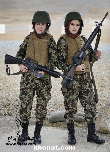 صور بنات بالزي العسكري - بنات مقاتلات - اجمل الفتيات في الزي العسكري 2013_1373812219_668.
