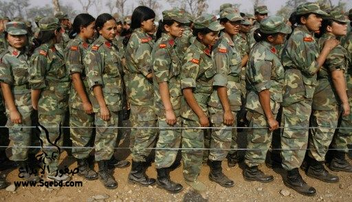 صور بنات بالزي العسكري - بنات مقاتلات - اجمل الفتيات في الزي العسكري 2013_1373812219_850.
