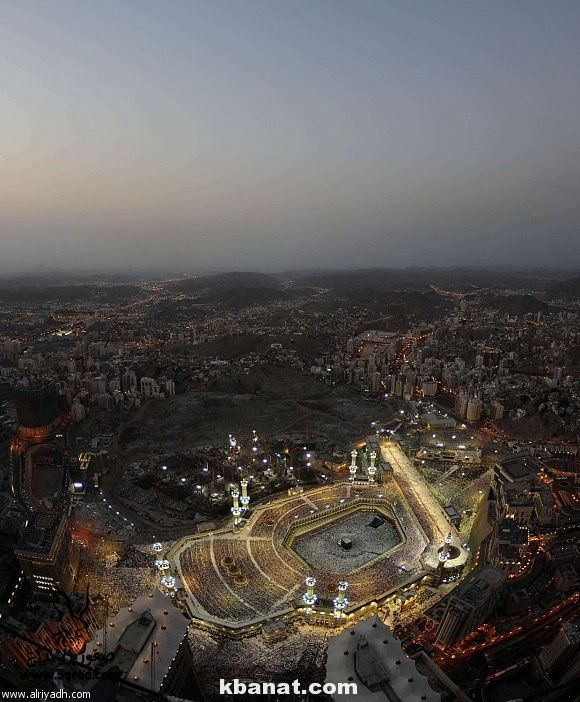صور مكة من السماء - صور الحجاج من الاقمار الاصتناعية - صور مكة المكرمة والحجاج المسلمين 2013_1373813846_396.