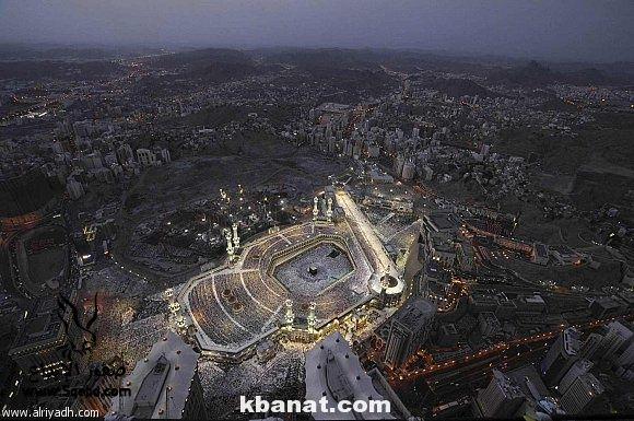 صور مكة من السماء - صور الحجاج من الاقمار الاصتناعية - صور مكة المكرمة والحجاج المسلمين 2013_1373813846_898.