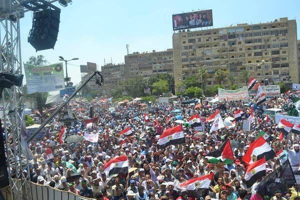 صور مؤيدين مرسي برابعة العدوية ضد الانقلاب - صور إعتصام رابعة العدوية المؤيدة لمرسي 2013_1374706281_996.
