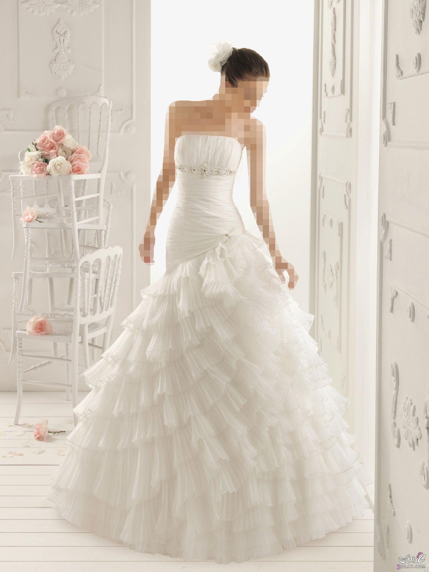 أجمل فستان للزفاف - صور فساتين زفاف 2013_1374706649_112.