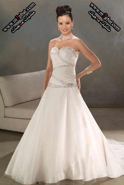 أجمل فستان للزفاف - صور فساتين زفاف 2013_1374706649_473.