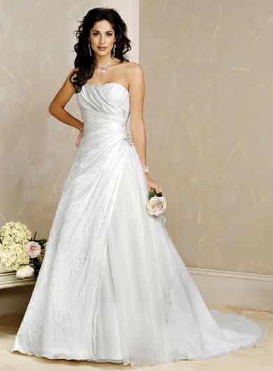 أجمل فستان للزفاف - صور فساتين زفاف 2013_1374706651_659.