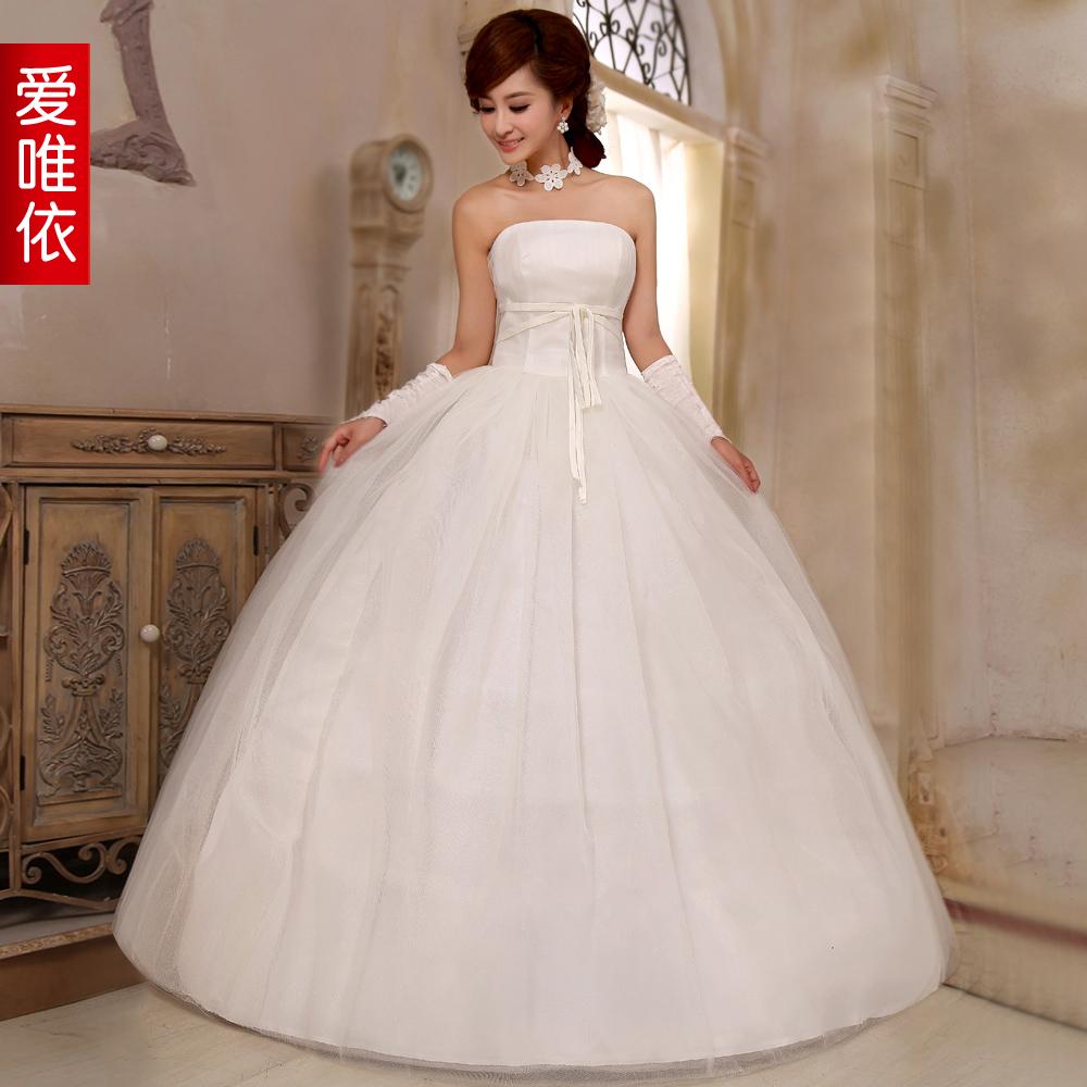 أجمل فستان للزفاف - صور فساتين زفاف 2013_1374706657_590.