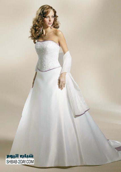 أجمل فستان للزفاف - صور فساتين زفاف 2013_1374706658_602.