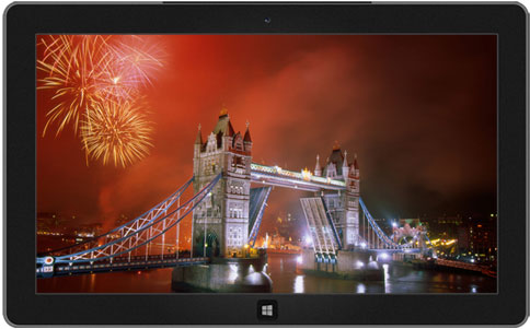Fireworks theme For Win7 2013_1375041694_361.