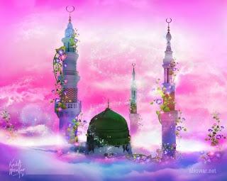 خلفيات اسلامية 2017 جديدة -wallpaper hd startimes , خلفيات متحركة للكمبيوتر hd -Islamic Wallpapers 2013_1376010225_672.