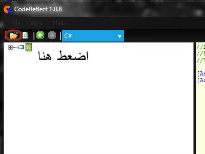 كشف التلغيم للمبتدئين/باستخدام CodeReflect+PEiD 2013_1377888403_731.