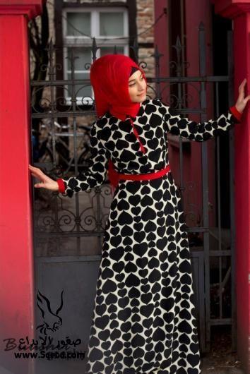 ���� ������ ������� ������ ������  Fashion Abaya sweet 2013_1383118412_397.