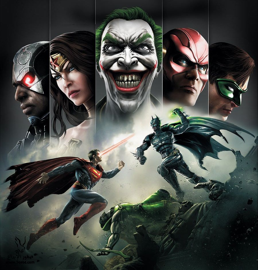 ���� ������ ������� ������ ��������� Injustice: Gods Among Us v1.1 2013_1384608460_248.