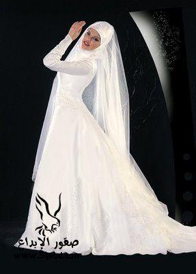 اجدد فساتين زفاف ,  Wedding dresses veiled 2013_1385083815_866.