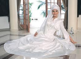 اجدد فساتين زفاف ,  Wedding dresses veiled 2013_1385083817_830.