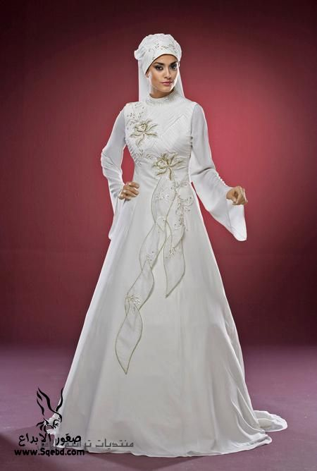 اجدد فساتين زفاف ,  Wedding dresses veiled 2013_1385083822_503.