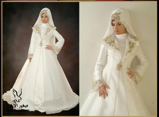 اجدد فساتين زفاف ,  Wedding dresses veiled 2013_1385083823_131.