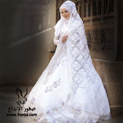اجدد فساتين زفاف ,  Wedding dresses veiled 2013_1385083824_785.