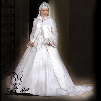 اجدد فساتين زفاف ,  Wedding dresses veiled 2013_1385083827_783.