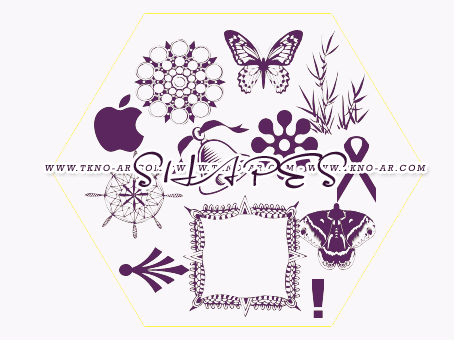 ����� ����� ��������� ����� ������ ��� , shapes for photoshop cs6 2013_1386698869_351.
