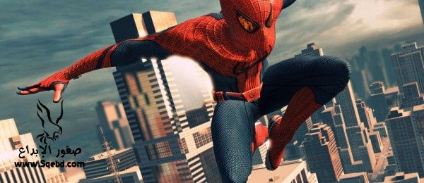 ���� ��� ��� ������ ��� - Facebook casing Spider-Man test_1370894807_796.