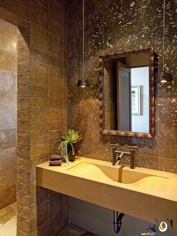 اغرب المغاسل للحمامات Photo اروع مغاسل الحمامات العصرية